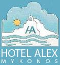 ΞΕΝΟΔΟΧΕΙΟ HOTEL ALEX ΤΟΥΡΛΟΣ ΜΥΚΟΝΟΣ